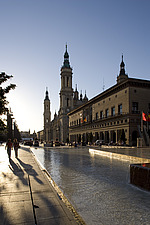 Basilica-Cathedral of Our Lady of the Pillar, Zaragoza - 12399-90-1