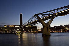 Millennium Bridge, London - 12282-10-1