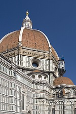 The Duomo dome, Florence, Italy Architect: Arnolfo di Cambio and others - 12026-10-1