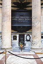 Tomb of Vittorio Emmanuel II at The Pantheon, Rome, Italy - 12036-60-1