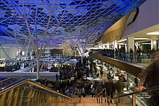 Eat Gallery, Westfield Shopping Centre, White City, Shepherds Bush, London - 12427-100-1