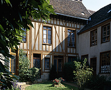 House of Marcel Proust's Aunt Leonie ,Illiers-Combray - 3362-10-1