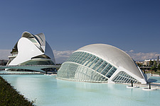 The City of Arts and Sciences, Valencia, Spain - 12454-10-1