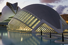 The City of Arts and Sciences, Valencia - 12454-90-1