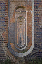 Balcombe Viaduct, Sussex, England - 12467-60-1