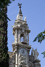 Santo Juanes Church, Valencia - 12548-110-1