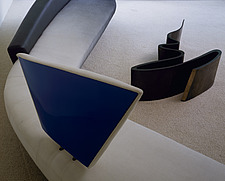 Zaha Hadid designed furniture at Cathcart Road - 172-150-1