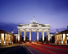 Brandenburger Tor (Brandenburg Gate), Berlin - 32073-30-1