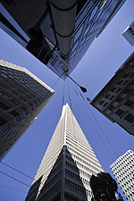 Skyscrapers, San Francisco - 32081-40-1