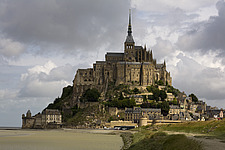 Mont St Michel, Normandy - 12704-40-1