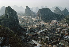 In the city of Guilin, China, December 1982 - 12783-230-1