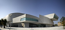 The MAXXI, National Museum of 21st Century Arts, Rome - 12857-60-1