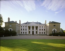 The North front of Kenwood House, Hampstead, London, UK - 32224-20-1