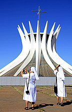 Brasilia Cathedral - 12969-180-1