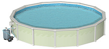 illustration above-ground swimming pool - 80002-20-1