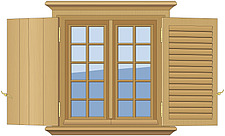 illustration window assembly - 80002-90-1