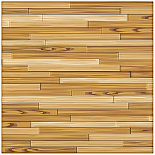 illustration parquet wooden overlay flooring - 80004-30-1