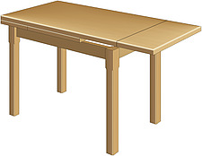 illustration extending table - 80005-20-1