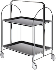 illustration serving trolley - 80005-40-1