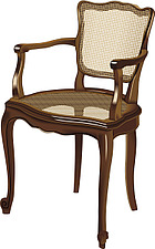 illustraton cabriolet chair - 80005-70-1