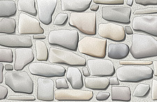 Illustration stone wall - 80008-100-1