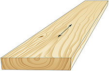 illustration timber plank - 80008-330-1