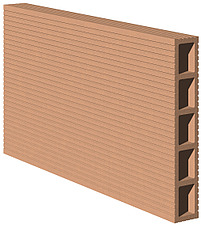 illustration perforated brick tile - 80008-40-1