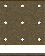 illustration perforated fibreboard - 80008-400-1