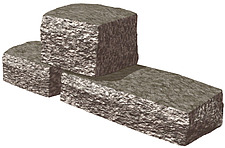 illustration hewn stone blocks - 80008-70-1
