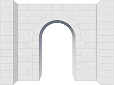 Illustration  semi-circular arch - 80011-60-1