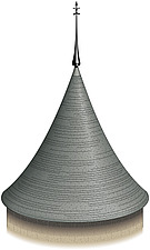 Illustration pepperpot roof - 80012-180-1