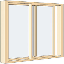 Illustration sliding windows - 80012-260-1