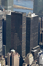 Seagram Building  New York City, USA - 11035-180-1