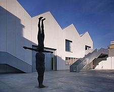 Antony Gormley Studio, London - 10673-270-1