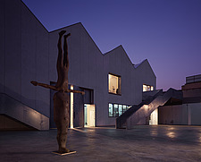Antony Gormley Studio, London - 10673-290-1
