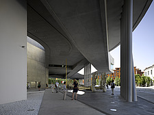 Entrance exhibit at the MAXXI, National Museum of 21st Century Arts, Rome - 12857-160-1