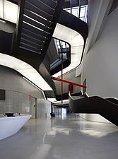 The MAXXI, National Museum of 21st Century Arts, Rome - 12857-170-1