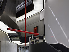 The MAXXI, National Museum of 21st Century Arts, Rome - 12857-200-1