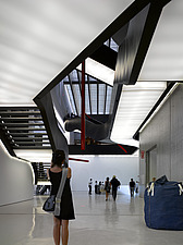 The MAXXI, National Museum of 21st Century Arts, Rome - 12857-220-1