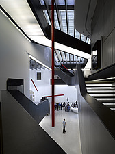 The MAXXI, National Museum of 21st Century Arts, Rome - 12857-230-1