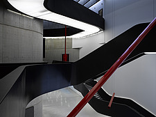 The MAXXI, National Museum of 21st Century Arts, Rome - 12857-250-1