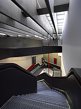 The MAXXI, National Museum of 21st Century Arts, Rome - 12857-270-1