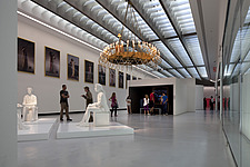 The MAXXI, National Museum of 21st Century Arts, Rome - 12857-350-1