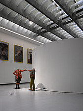 The MAXXI, National Museum of 21st Century Arts, Rome - 12857-360-1