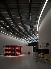 Exhibits at the MAXXI, National Museum of 21st Century Arts, Rome - 12857-370-1
