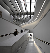 The MAXXI, National Museum of 21st Century Arts, Rome - 12857-400-1