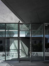 The MAXXI, National Museum of 21st Century Arts, Rome - 12857-430-1