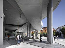 The MAXXI, National Museum of 21st Century Arts, Rome - 12857-450-1