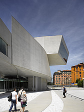 The MAXXI, National Museum of 21st Century Arts, Rome - 12857-470-1