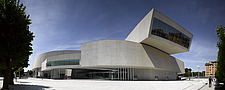 The MAXXI, National Museum of 21st Century Arts, Rome - 12857-510-1